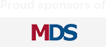 Proud sponsors of MDS